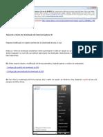 34848-Tutorial Internet Explorer 8 Downloads Simultaneos