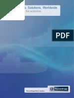 Thyssenkrupp Marine Systems Portfolio