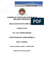 Consulta1 Ventana Principal AutoCAD