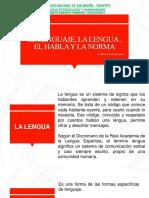 La Heterogeneidad Linguistica en El Peru