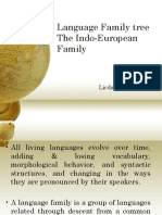 8-language family tree
