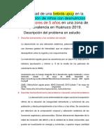 Proyecto de Desnutricion Infantil(1)