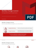 Pr Change Control Customer