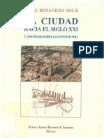 Jbs La Ciudad Hacia El Siglo Xxi