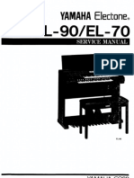 EL-90 Service Manual
