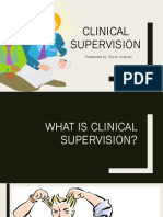 Clinical Supervision - revised.pptx