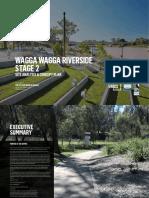 WAGGA WAGGA RIVERSIDE STAGE 2 SITE ANALYSIS & CONCEPT PLAN