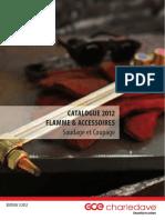 Catalogue Chalumeaux Gce 87