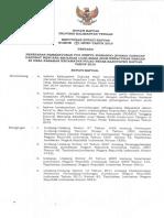 Pembentukan Posko Tanggap Darurat KLB Keracunan Di Desa Narahan 2019