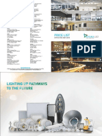 LED Price List_May 2018