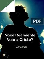 Você Realmente Veio de Cristo.pdf