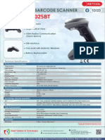 Retsol D-5025bt Profile v1.0 j04