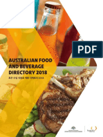 Australian Food and Beverage Directory 2018 FINAL Web Version