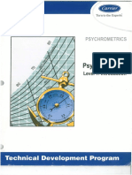 TDP-201 Psychrometrics Level 1 Introduction