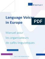 Language Voices Best Practice Handbook in FRENCH