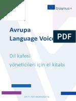 Language Voices Best Practice Handbook  inTURKISH