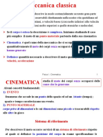 Mat3 Cinematica Punto Materiale