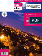 In Your Pocket - Bucharest in Your Pocket, Mini-guide Includes Old Town Map, Hotels, Restaurants, Bars, Sights