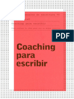 Coaching Para Escribir-Sergio Bulat