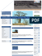 Africa Tree Guide