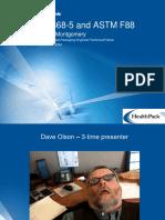 ASTM F88 Presentation