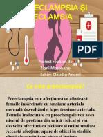 Preeclampsia Și Eclamsia (1)
