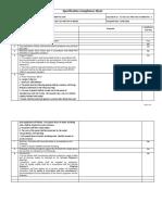 Spec Compliance Sheet