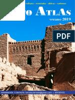 Trekking Atlas Verano 2019
