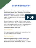 7  extrinsic semiconductor-1