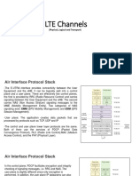 Lte Channels