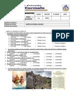 Examen de 1ro de Sec_historia