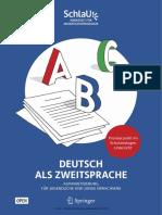 Deutsch Als Zweitsprache_ Alphabetisierung Für Jugendliche Und Junge Erwachsene (2018)
