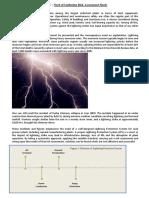 Article - Lightning Risk Assessment Study