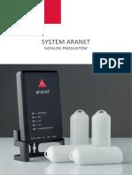 Opis i Dokumentacja Systemu ARANET