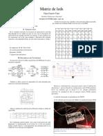 Matriz de LEDS
