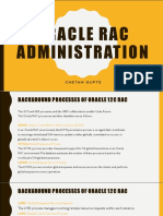 Oracle RAC Administration