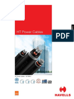 Ht Power Cable Copper Conductor