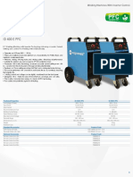 ID 400 PFC Welding Machine