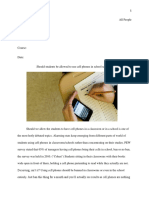 Persuasive Research 5