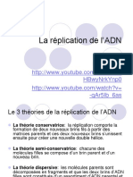 La Replication de Adn