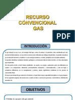 Recursos Gas