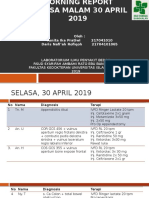 MR 30 April 2019 - Apendisitis Akut
