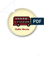 Cafe Move Business Plan