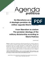 Do Liberalismo Ao Estatismo a Ideologia