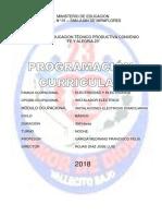 Programacion Modulo 1 Cetpro Pancho