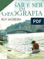 Pensar e Ser Em Geografia_moreira_ruy