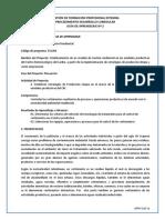 Gfpi-f-019_guía de Aprendizaje Nº 2