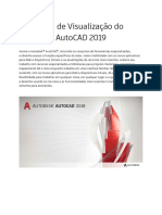 AutoCAD 2019 WinPreviewGuide PTB
