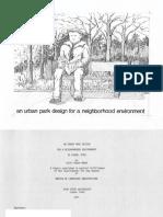 An Urban Park Design for a Neighborhood Environment in Logan Uta