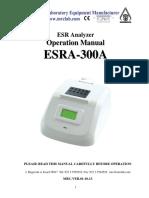 Esra 300a Opr